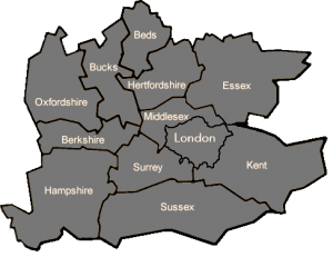 London and Home Counties